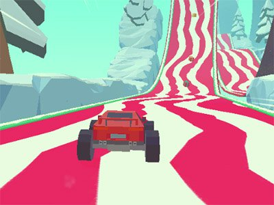 3D Monster Trucks: IcyRoads