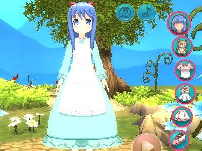 Cute Moe 3D 2
