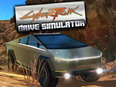 Cyber Truck Simulator