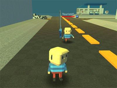 Kogama: GTA 5 Online
