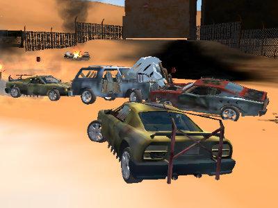 Mega Car Crash