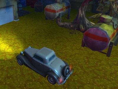 Parking Fury 3D: Bounty Hunter