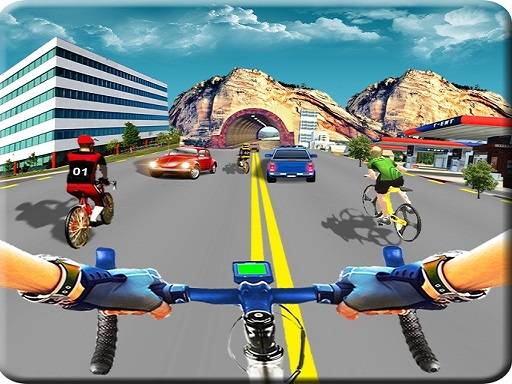 Real Bike Cycle Racing Game 3D