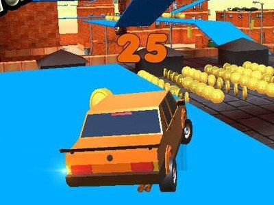 Toy Car Simulator