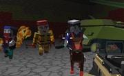 Zombie Arena 3D Survival